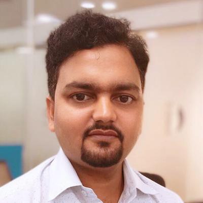 Vijay - UI/UX Team Leader