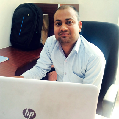 Rakesh - UI/UX Team Leader